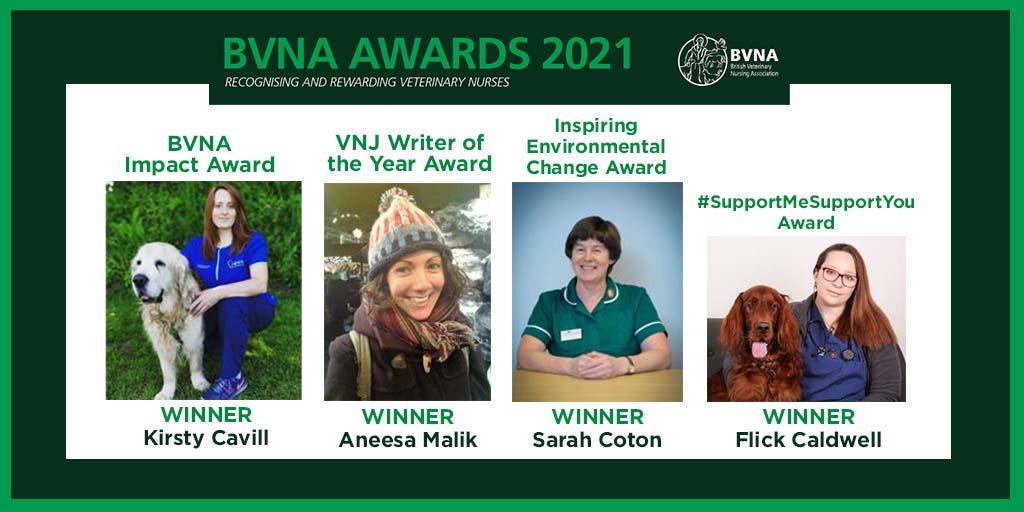 BVNA Award winners revealed at Congress