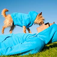 Battersea launches Wear Blue for Rescue campaign